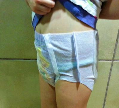 diaper punishment If you were diaper punished,