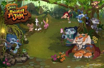what is animal jam
