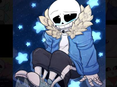 NerdTests com Quiz: Are you Sans from Undertale?
