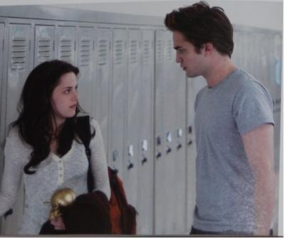 bella and edward meet