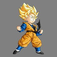 does goku ever meet his father