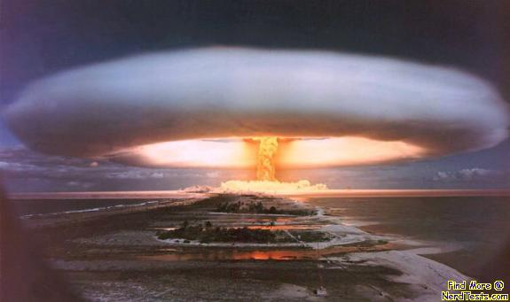 NerdTests.com - Hydrogen Bomb Toroidal Cloud