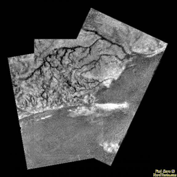 NerdTests.com - Surface of Titan