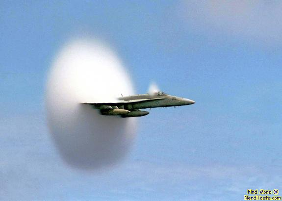 NerdTests.com - Breaking the Sound Barrier