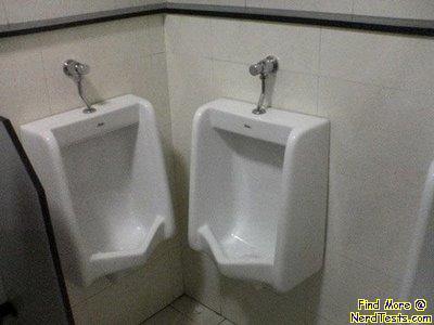 NerdTests.com - Worst Restroom Design Ever