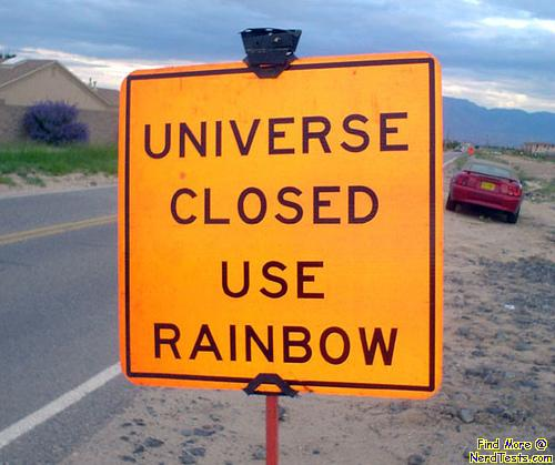 NerdTests.com - Universe Closed