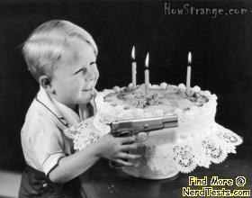 NerdTests.com - Happy Birthday