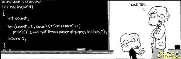 Blackboard Lesson
