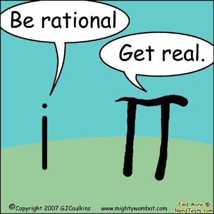 NerdTests.com - What Pi said to i